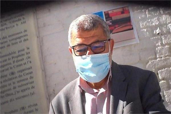 القيادى الاخوانى التونسي أحمد جاب الله