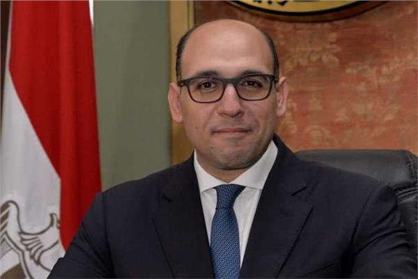 أحمد حافظ، المتحدث الرسمي باسم وزارة الخارجية