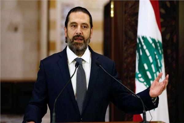 """رئيس الحكومة اللبنانية السابق زعيم """"تيار المستقبل"""" سعد الحريري"""