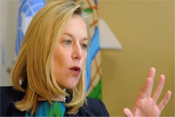 وزيرة التجارة الخارجية والتعاون الإنمائي الهولندية سيجريد كاج