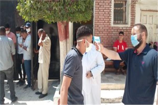 إمتحانات الدبلومات بمحافظة البحيرة
