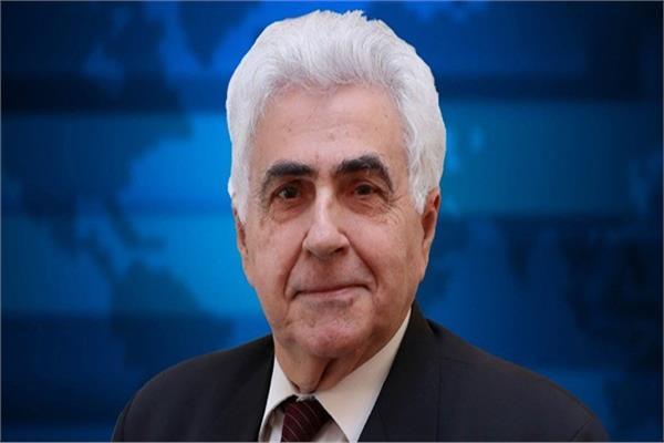 رائد الخطيب المحلل السياسي اللبناني
