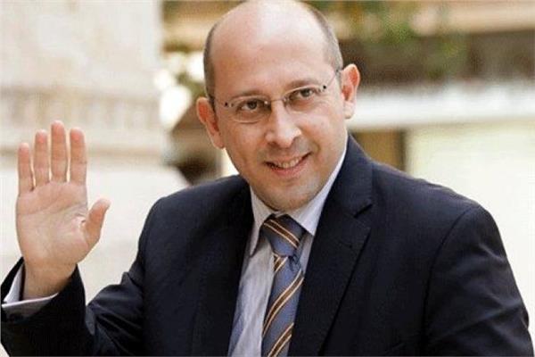 آلان عون القيادي اللبناني بتكتل لبنان القوي