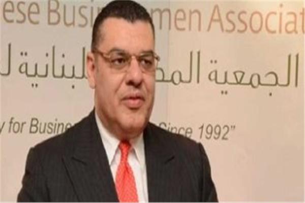 ياسر علوي سفير مصر في لبنان
