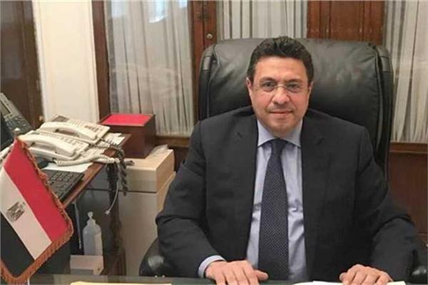 سفير مصر لدى الكويت طارق القوني