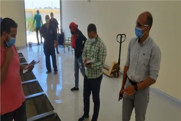 الانتهاء من إجراءات تسليم مقر مكتبة الطفل لـ«هيئة الكتاب» بمدينة الشروق