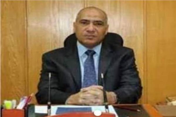 اللواء  احمد فاروق مدير امن المنوفيه