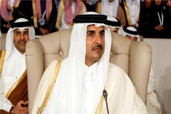 الأمير تميم بن حمد حاكم قطر