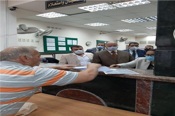 محافظ القاهرة يتفقد بدء أعمال تطوير المركز التكنولوجي بحي مصر الجديدة