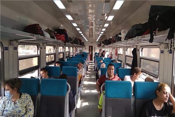 مواعيد القطارات الروسية الجديدة