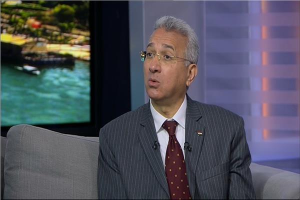 السفير محمد حجازى