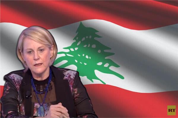 السفيرة اللبنانية في الأردن تقدم استقالتها على الهواء مباشرة