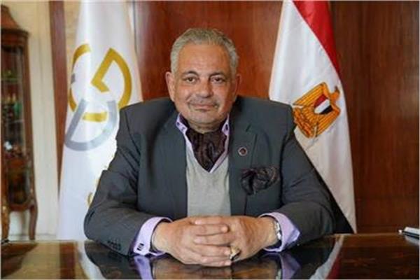 مصطفى نصار رئيس مجلس إدراة مدرسةإيجيبت جولد
