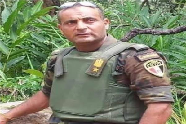 محافظ البحيرة يقرر إطلاق اسم الشهيد رامى حسانين على كوبر المشاه الجديد بأیتای البارود