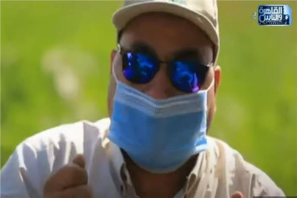 الدكتور ربيع مصطفي وكيل زراعة الفيوم