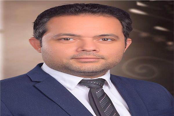 المهندس أحمد الزيات عضو جمعية رجال الأعمال