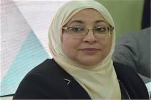 المهندسة جيهان عبد المنعم، نائب محافظ القاهرة