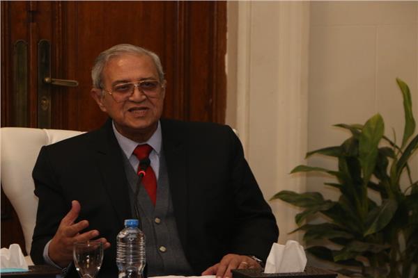 اللواء سفير نور، عضو الهيئة العليا لحزب الوفد