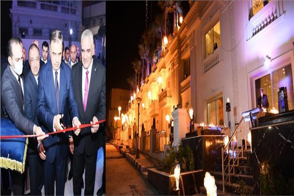 القوات المسلحة تفتتح فندق «رويال جويل الرمل» بعد أعمال تطويره