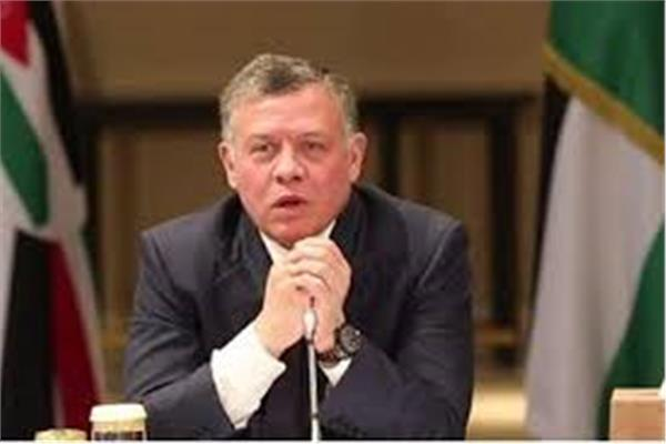 العاهل الأردني الملك عبد الله الثاني