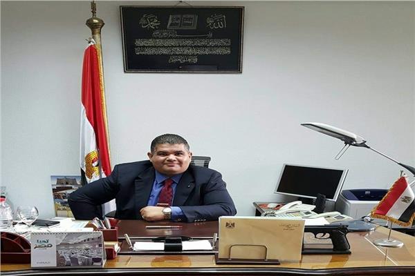 المستشار حمدي عبد التواب - عضو نادي القضاة