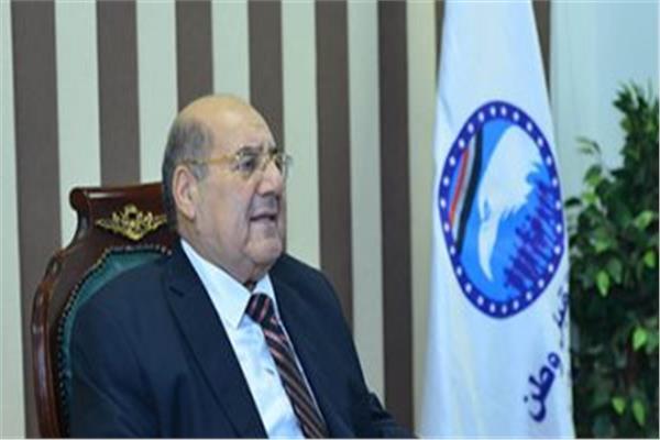 المستشار عبد الوهاب عبد الرازق، رئيس حزب مستقبل وطن