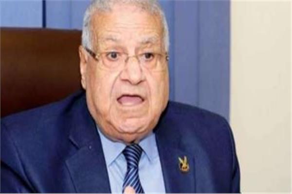 الفريق جلال هريدي، رئيس حزب «حماة الوطن»