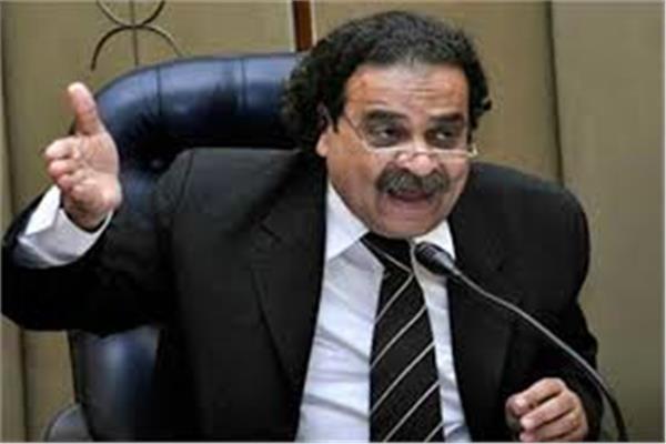 محمد فريد زهران رئيس حزب مصر الديمقراطي الاجتماعي