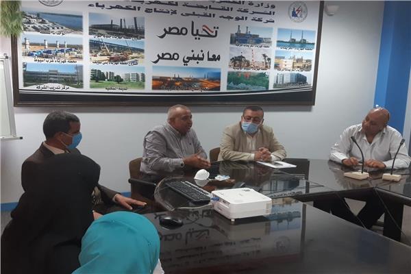 رئيس الإتحاد المحلي لعمال محافظة أسيوط في صعيد مصر