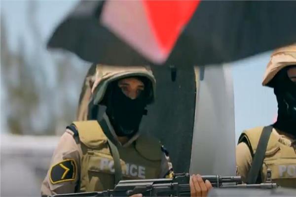 مشهد من الفيديو