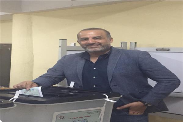 محمد شبانة الأمين العام لنقابة الصحفيين