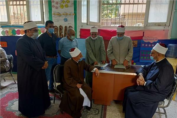الأمين العام لمجمع البحوث الإسلامية