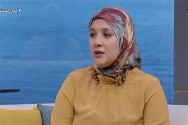 إيمان طلعت عضو تنسيقية شباب الأحزاب
