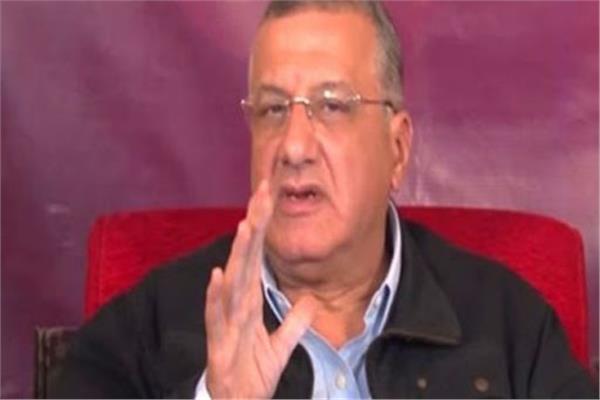 الدكتور جهاد عودة أستاذ العلوم السياسية بجامعة حلوان