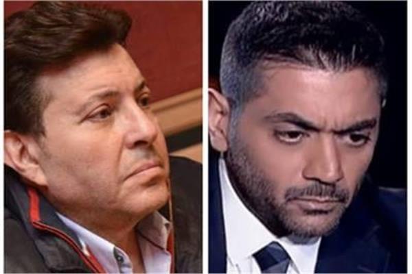 أحمد فلوكس وهاني شاكر