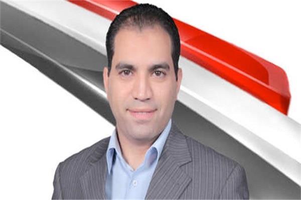 عمرو درويش عضو تنسيقية شباب الأحزاب والسياسيين