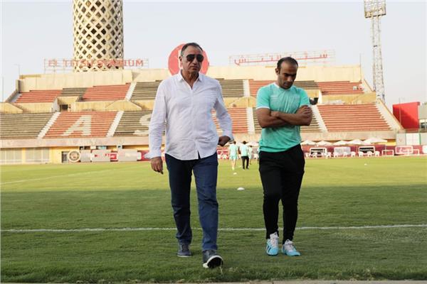 محمود الخطيب وسيد عبد الحفيظ