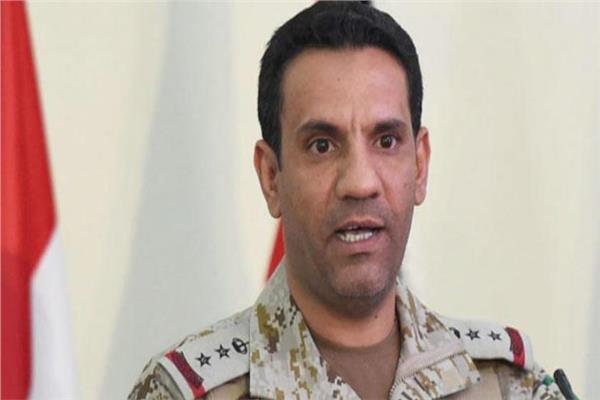 """المتحدث الرسمي باسم قوات التحالف """"تحالف دعم الشرعية في اليمن"""""""