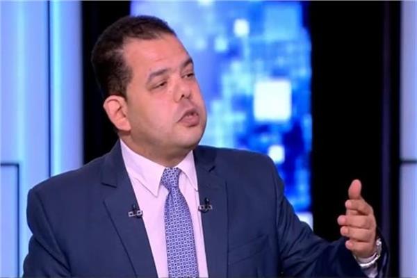 الدكتور إبراهيم رضا أحد علماء الأزهر الشريف