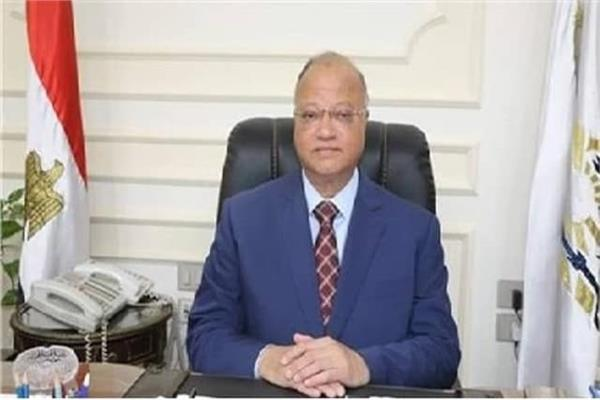 اللواء خالد عبد العال محافظ القاهرة