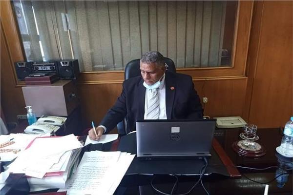 الأمين العام للإتحاد العام لنقابات عمال مصر