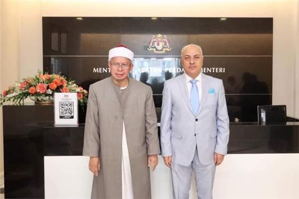 جمال عبد الرحيم متولي، سفير مصر فى ماليزيا