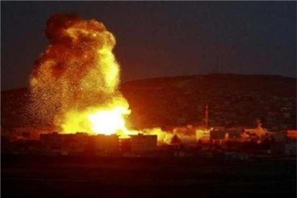 انفجار بإيران