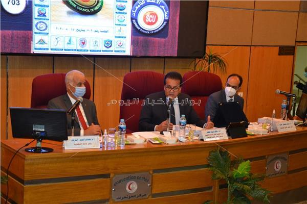 د.خالد عبد االغفار وزير التعليم العالي