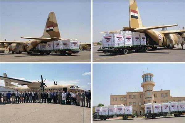 المساعدات العاجلة إلى لبنان