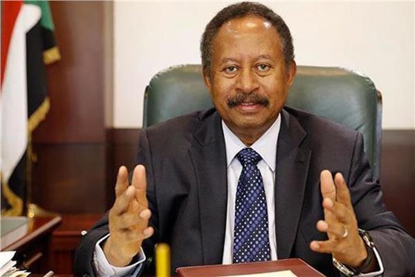 رئيس الوزراء السوداني الدكتور عبدالله حمدوك