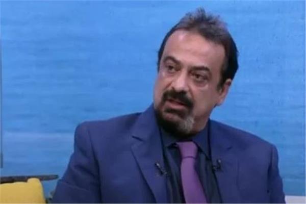 الدكتور حسام عبدالغفار المتحدث باسم وزارة التعليم العالي