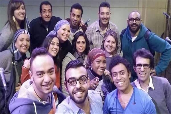 ذكريات ايامنا الحلوة على مسرح النافورة بالاوبرا
