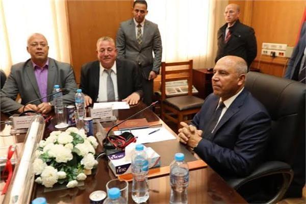 عبد الفتاح فكري، رئيس النقابة العامة للعاملين بسكك حديد مصر