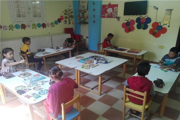"""الأسقفية"""" تنظم ورش عمل للمتطوعين بالمراكز المجتمعية المختلفة"""